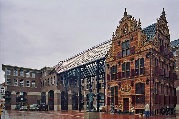 Waagstraatcomplex / Waagstraat Complex ( A. Natalini )