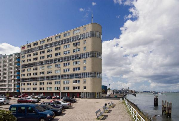Woongebouw Kop St. Janshaven / Housing Block Kop St. Janshaven ( Dobbelaar De Kovel De Vroom (DKV) )