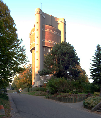 Watertoren Schimmert / Water Tower Schimmert ( J.J. Wielders )