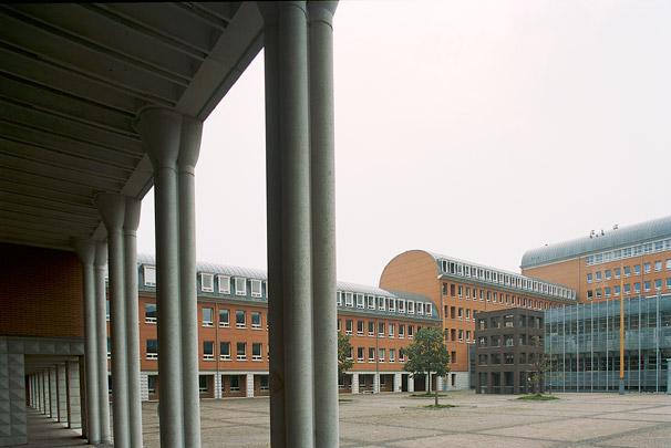 Paleis van Justitie Den Bosch / Palace of Justice Den Bosch ( Ch. Vandenhove, P. De Wispelaere )