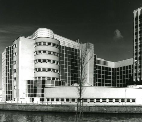 Girokantoor Leeuwarden (Uitbreiding) / Giro Office Leeuwarden (Extension) ( F.J. van Gool )