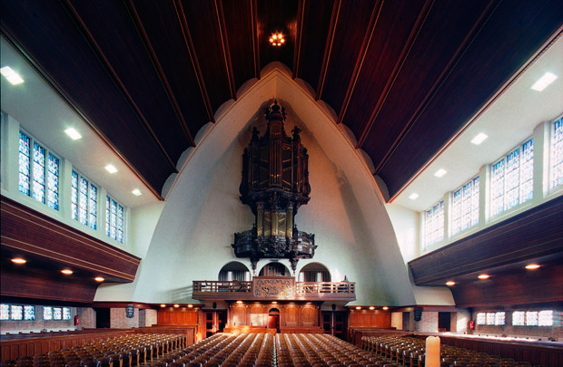 NH Prinsekerk Rotterdam / Church ( J.C. Meischke & P. Schmidt ) 