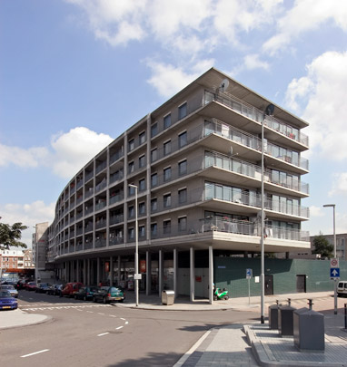 Woongebouw Natal / Housing Block Natal ( F.J. van Dongen (de Architekten Cie.) )