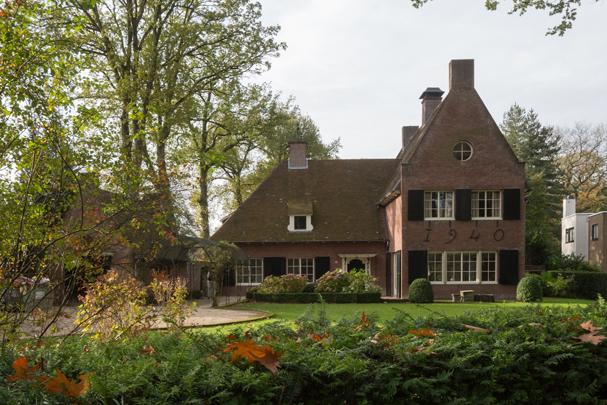 Woonhuis Mutsaers / Private House Mutsaers ( J.H.A. Bedaux )