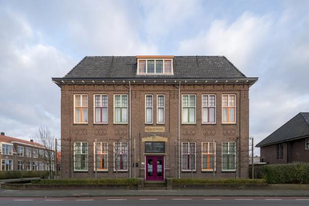 Rijkslandbouwwinterschool / Rijkslandbouwwinterschool (Agricultural School) ( C.R. de Boer )