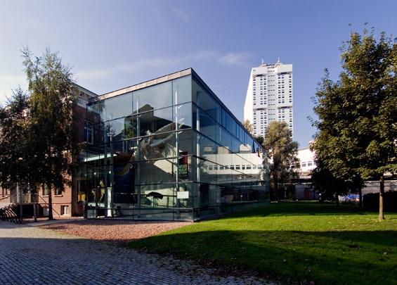 Natuurmuseum (Villa Dijkzigt) / Natural History Museum ( E.L.J.M. van Egeraat (EEA) )