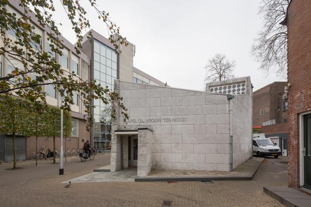 RK kapel O.L.V. Ter Nood Tilburg / Roman Catholic Chapel Tilburg ( J.C.A. Schijvens )
