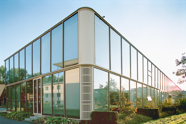 Kantoorgebouw XX / Office Building XX ( XX architecten )