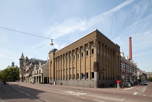 Kantoorgebouw Nederlandsche Incassobank / Office Building Nederlandsche Incassobank ( H.A.J. en J. Baanders )