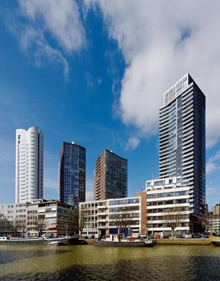 Stedenbouwkundig plan Wijnhaven / Urban Design Wijnhaven ( KCAP i.s.m. diverse architecten )