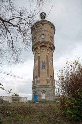 Watertoren Zwijndrecht / Water Tower Zwijndrecht ( F.A. de Jongh )