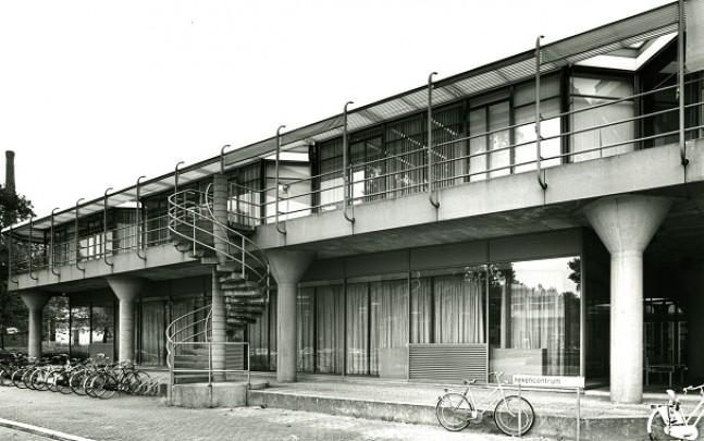 Rekencentrum en Transitorium TU Eindhoven (Laplacegebouw) / Rekencentrum en Transitorium ( OD 205 )