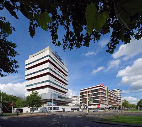 Scholencomplex Technikon, Hofpleintheater / School Complex Technikon, Hofplein Theatre ( Maaskant, Van Dommelen, Kroos, Senf )