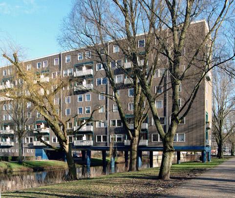 Woningbouw Sloterhof / Housing Sloterhof ( J.F. Berghoef )