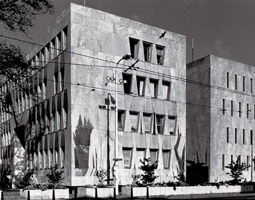 Amerikaanse Ambassade / United States Embassy ( M. Breuer )