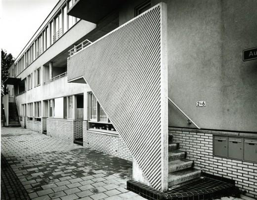 Woningbouw Caminada / Housing Caminada ( Mecanoo )