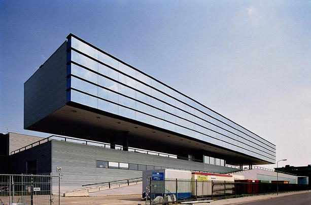 Distributiecentrum Ede / Distribution Centre Ede ( Snelder Compagnons )