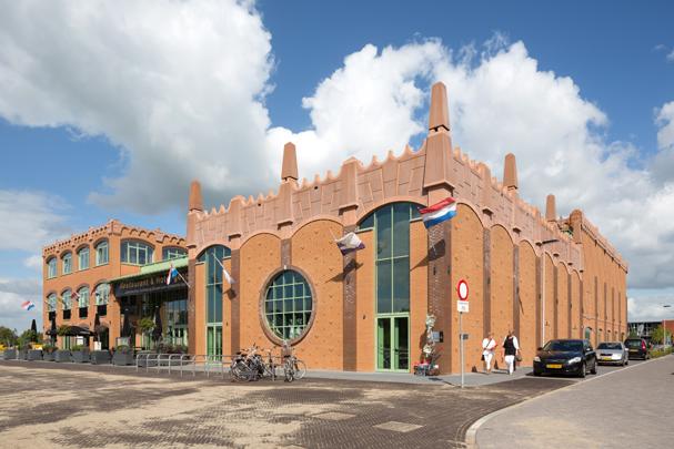 Sociaal-cultureel centrum Het Turfschip / Turfschip ( Molenaar & Van Winden )