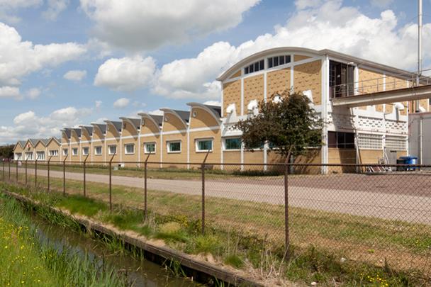 Tonnemafabriek / Tonnema Factory ( J.A. Boer )