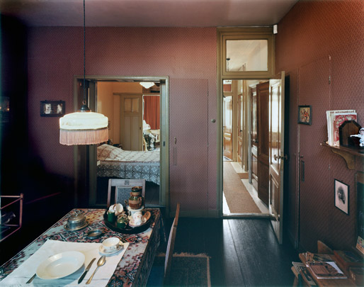 Alkoofwoning Jacob Catshuis / Alcove Dwelling Jacob Catshuis ( H. Nederlof )