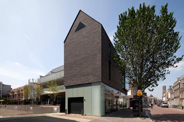 Zwarte Huis / Zwarte Huis ( Bakers architecten )