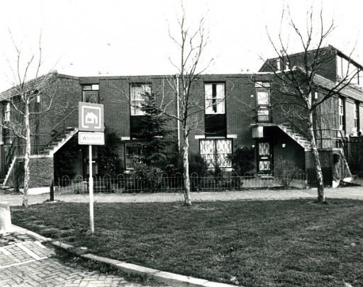 Woningbouw De Werven / Housing De Werven ( J. van Stigt )