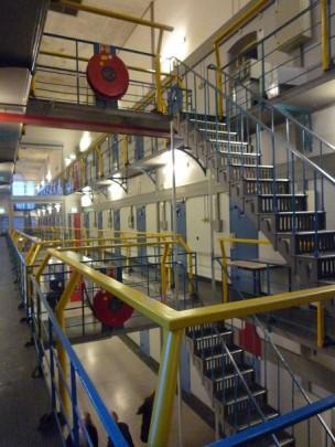 Huis van Bewaring Rotterdam / House of Detention Rotterdam ( A.C. Pierson )