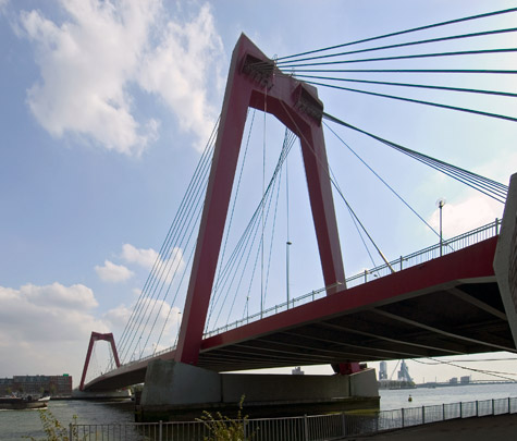 Willemsbrug / Willems Bridge ( C. Veerling (Gemeentewerken) )