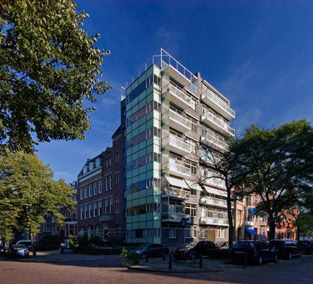 Woongebouw Parklaan / Housing Block Parklaan ( W. van Tijen )