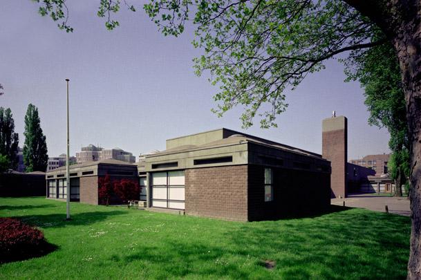 Burgerweeshuis Amsterdam / Orphanage Amsterdam ( A.E. van Eyck )