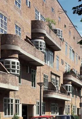 Woningbouw Vrijheidslaan / Housing Vrijheidslaan ( M. de Klerk )