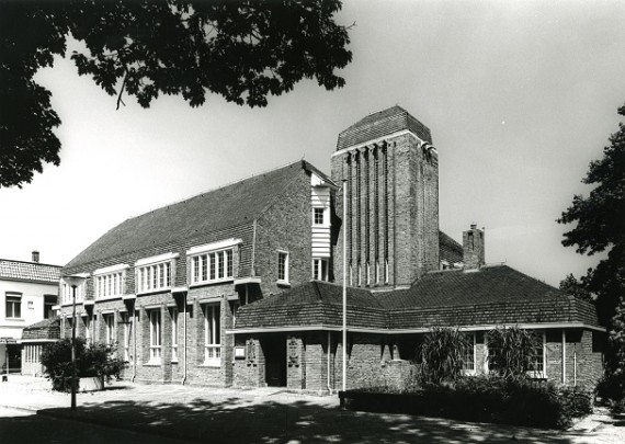 Postkantoor Doetinchem / Post Office Doetinchem ( J. Crouwel jr. (Rijksgebouwendienst) )