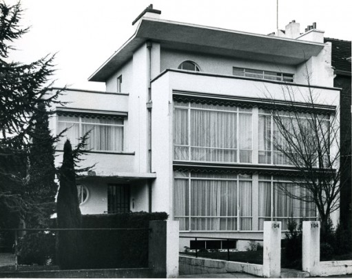 Woonhuis 't Sonnehuys / Private House 't Sonnehuys ( F.P.J. Peutz )