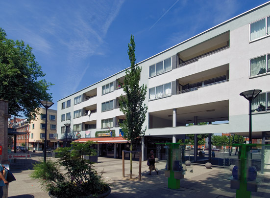 Woningbouw Tiendplein / Housing Tiendplein ( Mecanoo )