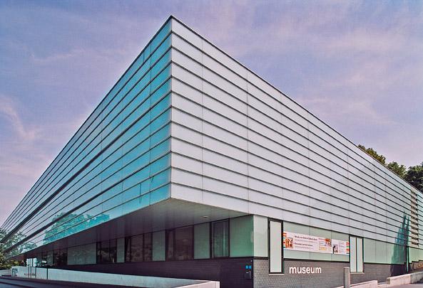 Museum Het Valkhof / Museum Het Valkhof ( UN Studio )