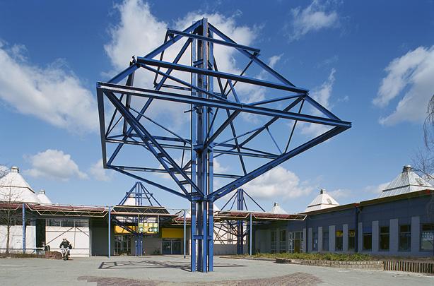 Multifunctioneel wijkcentrum 't Karregat / Mixed-Use Centre 't Karregat ( F. van Klingeren, J. de Weijer, J.A.M. Mulder )