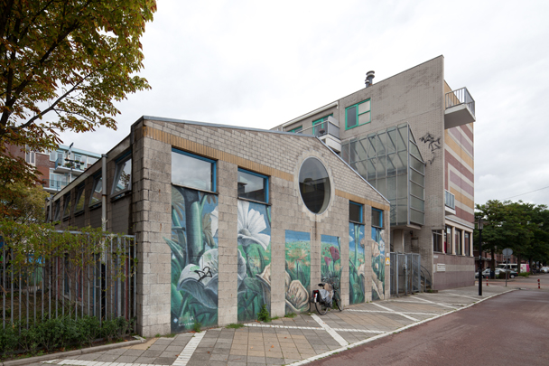 Kinderdagverblijf Borgheem, Woningbouw / Child Day Care Centre Borgheem, Housing ( Sj. Soeters )
