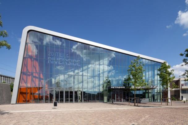 Poppodium Metropool / Pop Centre Metropool ( Benthem Crouwel )