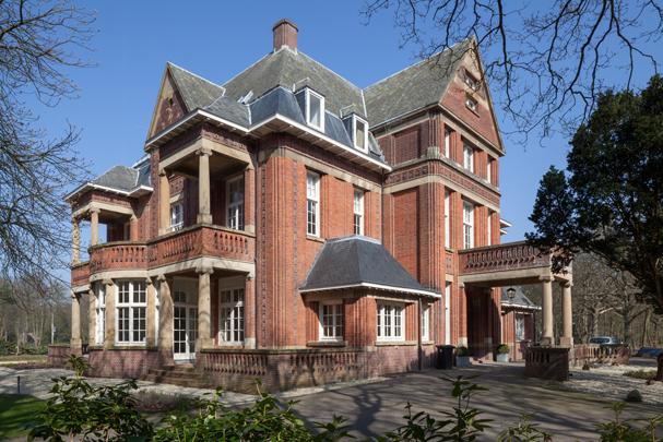 Woonhuis Maarheeze / Private House Maarheeze ( J.J. Brandes (Z. Hoek en J.Th. Wouters) )