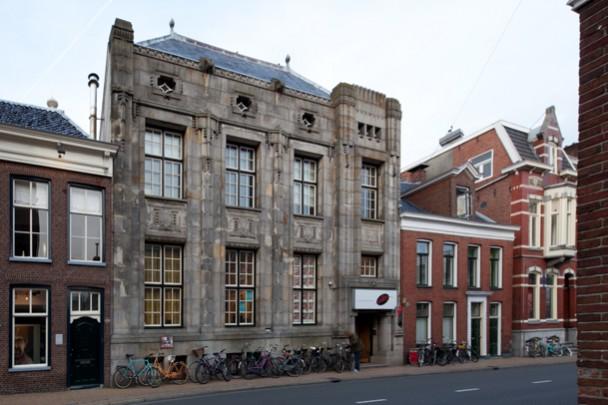 Bankgebouw Groninger Bank / Bank Building Groninger Bank ( A.D.N. & J.G. van Gendt )
