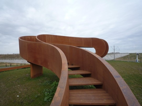 Impossible Stair / Impossible Stair ( Next architects )