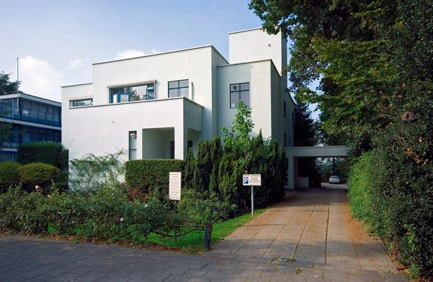 Woonhuis Merkes / Private House Merkes ( J.F. van Teeffelen )
