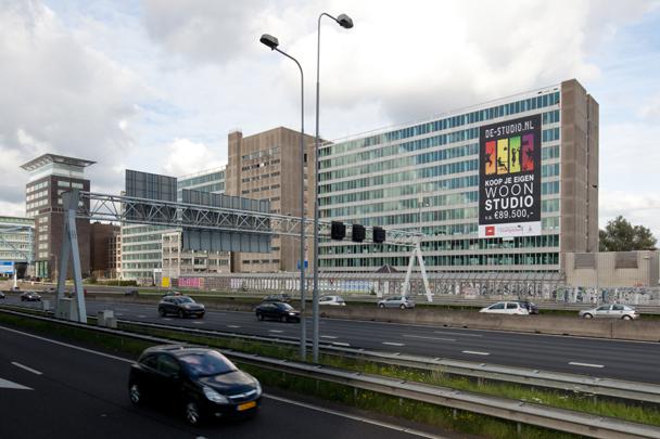 Kantoorgebouw GAK Amsterdam / Office Building GAK Amsterdam ( Merkelbach & Elling i.s.m. A. Bodon )