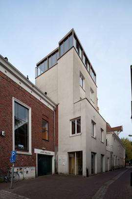 Appartementencomplex Blue Moon / Appartment building Blue Moon ( T. Fretton )