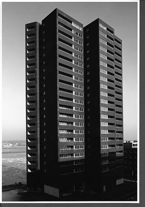 Woongebouw KNSM-eiland (Arets) / Housing Block KNSM-eiland (Arets) ( W.M.J. Arets )