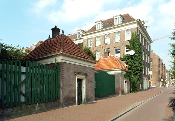 Woningbouw Rochdale / Housing Rochdale ( J.E. van der Pek )