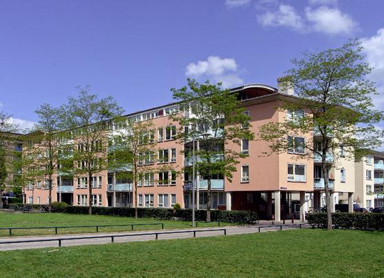 Woningbouw Slachthuisterrein Amsterdam  / Housing Slachthuisterrein Amsterdam  ( Lafour & Wijk )