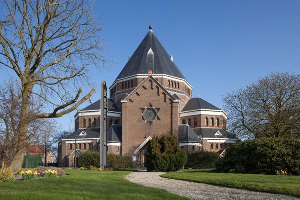 RK kerk Heilige Engelbewaarders Lisse / Roman Catholic Church Lisse (Heilige Engelbewaarders) ( J. Stuyt )