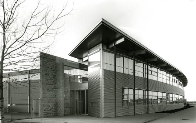 Distributiecentrum Zevij / Distribution Centre Zevij ( Diederen en Schutgens )