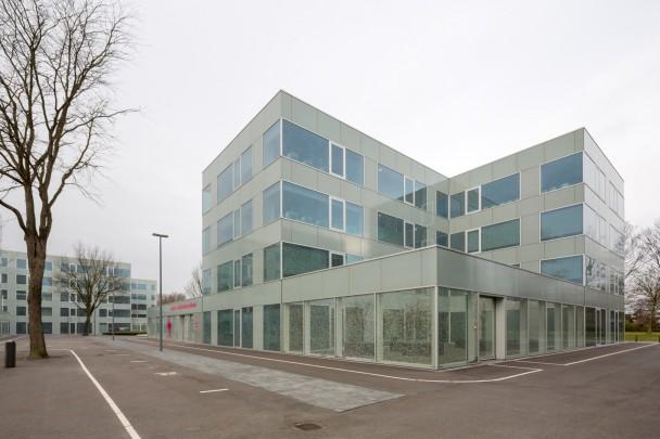 Campus Hoogvliet / Campus Hoogvliet ( Wiel Arets Architects )